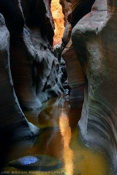 Das Boot, Zion National Park; photo by Joe Braun