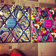 Vera Bradley ribbon boards