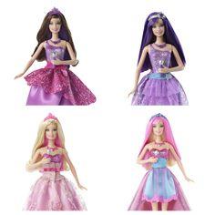 Princess And The Popstar Dolls: Tori & Kiera
