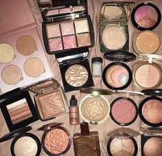 makeup, beauty, and mac