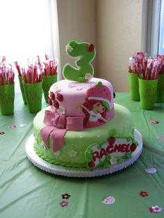 Little Girl's Birthday — Children's Birthday Cakes