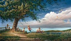 Spring Fever by Terry Redlin