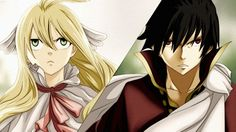Mavis Zeref Anime Picture Fairy Tail Picture