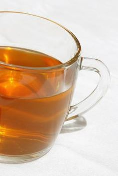 Herbal extracts and tea may be useful in treating and shrinking uterine fibroids.