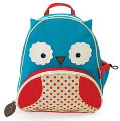 Darling owl backpack from Skip Hop. #skiphop #owl #backtoschool