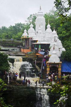 Jatmai Temple, Mahasamund, India Copyright: Abhishek Dewangan