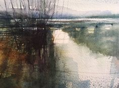 "Paul Fowler on Twitter: ""Daily painting no.74 Watercolour sketch, 'Seasalter levels' #dailypainting #art https://t.co/Qt8eAN4enA"""