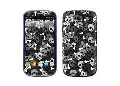 Skull Case designed for Galaxy S3 #Skull #bone #samsungcase #galaxys3case #ultraskin #ultracase