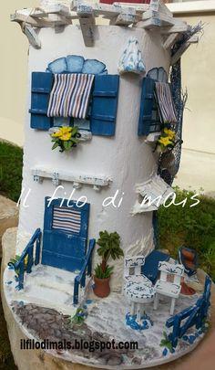 Il filo di mais di Chiara Gloria e Daniela: Coppo Santorini