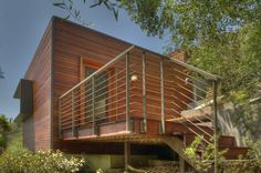 Writer's Studio/Los Angeles, US Bertram Architects