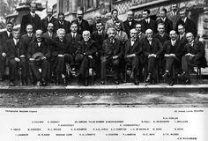 la mayor reunión de científicos de la historia