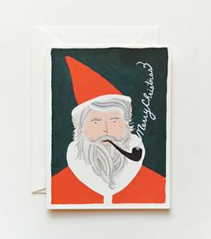 St. Nick Card - Rifle Paper Co.