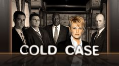 Cold Case rocks! (However, I truly DK if it still even comes on anymore! Not much t.v. for me these days.)