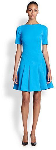 ZAC Zac Posen Jersey Paige Dress