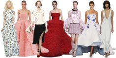 Couture Week Cheat Sheet: The Best Fancy Gorgeousness from Days 1 and 2  - MarieClaire.com