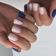 Wow Nails, Diva Nails, Cute Nails, Mani Pedi, Manicure And Pedicure, Beauty Nails, Diy Beauty, Minimalist Nails, Nail Arts