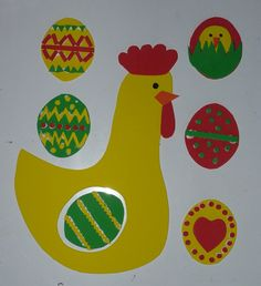 Last year we made this chicken and egg hanger for easter. we printed a tutorial in this months MADS magazine and here it is for all the non...
