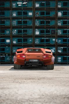 Lamborghini Countach LP400S Series I