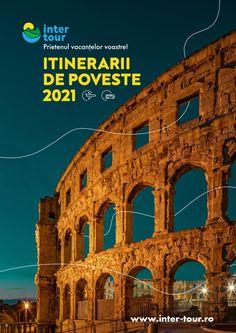Catalog Inter Tour Romania Itinerarii Vacante de Poveste 2021 Abu Dhabi, Istanbul, Dubai, Desktop Screenshot