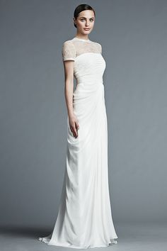 The Colette Gown  http://www.jmendel.com/bridal-2015-collection