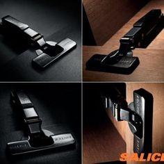 Salice Titanium -saranat, integroitu vaimennin. #salice #titanium #technology #sarana #saranat #seinäjoki #yritysmyynti #tukkumyynti #helakeskus
