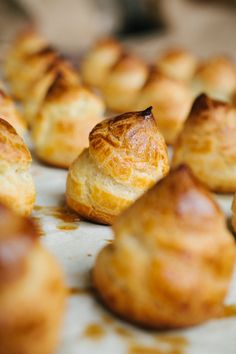 The French pastry pâte à choux can be the base for so many delicious treats! Learn to make it at home with our step-by-step recipe.