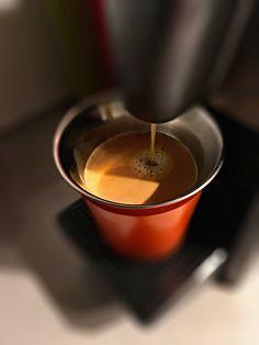 Guten Morgen…die Mitte der Woche küsst uns mit einem #Kazaar #Kaffe von @Nespresso wach