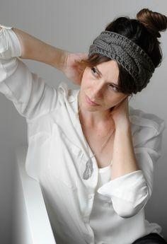 Stirnband+ELISA+I+schlamm+von+Paula_m++auf+DaWanda.com