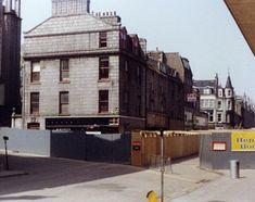 Aberdeen Scotland, Saint Nicholas, Saints, Street View, The Unit, Spaces