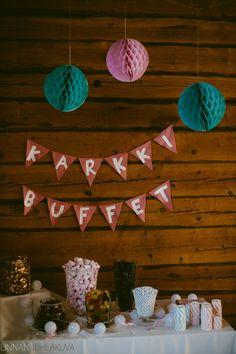 Karkkibuffet, häät. Tornio. Wedding Decorations, Wedding Ideas, Wedding Stuff, Wedding Candy, Candy Buffet, Got Married, Confirmation, Party, Food
