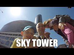 Sky Tower - Najwyższy budynek w Polsce - Taras widokowy