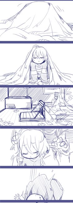 Undertale  Sans x Frisk Pt 2 (Kuzukago-Undertale @ Tumblr)