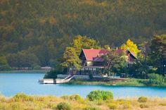 Bolu Abant Göl Evleri