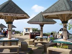 If you are looking for a getaway place that is not heavy on the pocket, try the Tagaytay Picnic Grove. The place is located just a few minutes away from the Tagaytay town proper and it is overlooking the Taal Volcano and the coastal towns of Batangas.