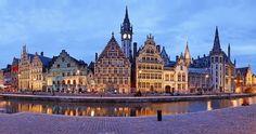 Clima e temperatura na Bélgica #Bélgica #Clima #europa #viagem