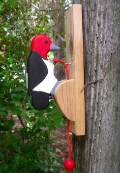 by NatureWoodcraft on Etsy Diy Home Crafts, Garden Crafts, Wood Crafts, Woodworking Projects Diy, Wood Projects, Pallet Creations, Kids Wood, Door Knockers, Wood Toys