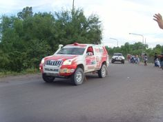 Dakar Mendoza Argentina Chile 2009