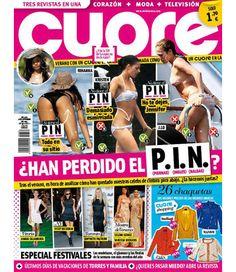"""Revistas del Corazón: Las portadas de la semana - Jueves, 13 de septiembre > """"Cuore"""""""