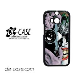Jokers Camera For HTC One M8 Case Phone Case Gift Present YO