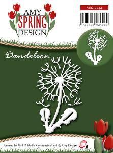 Die - Amy Design - Spring - Dandelion