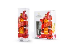 Johnnie Walker x Pawel Nolbert Limited Artist Edition on Packaging of the World - Creative Package Design Gallery