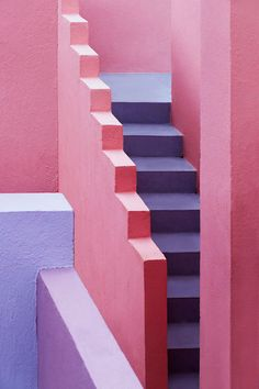 The Swedish photographer Jeanette Hägglund seems to have found a nice playground in the city of La Manzanera, near Alicante. She plays with the architecture, colours, and light and shadows. Be sure to see the rest of the series. Colour Architecture, Modern Architecture, Ricardo Bofill, Minimal Photography, Photography Composition, Colour Photography, Vintage Photography, Wildlife Photography, Modelos 3d