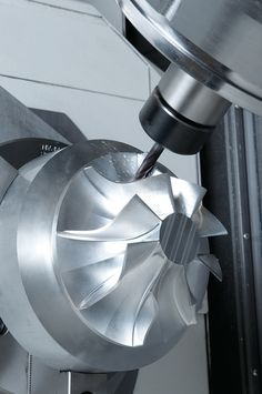 MAZAK CNC Yea the more axis's the better!