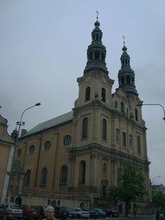 Poznan//Saint Francis of Assisi church//15th-18th…