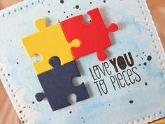 Autism Awareness Activities for Kids (Make Puzzle Piece Crafts!)