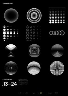 searchsystem:Colorpong / Sun Collection / Poster / 2016