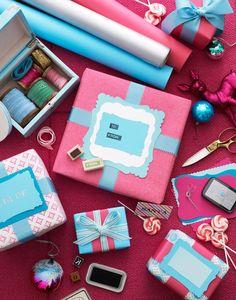 Holiday Gift Party!!  Kat Teutsch photographer  Karin Olsen-prop stylist