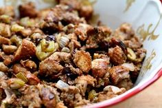 Mom's Turkey Stuffing Recipe | Simply Recipes