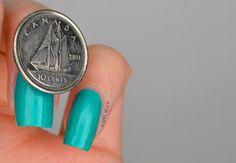 NAILS | BCD NAIL ART CHALLENGE WEEK 10 - Literal Money on Ma Nails!