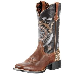 Ariat Zipitbaby Pink Cowboy Boots - In the Tent Sale for only ...